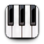 Piano - iPhone Icon by susurrati0n