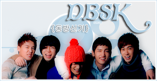 DBSK by IrethStyle