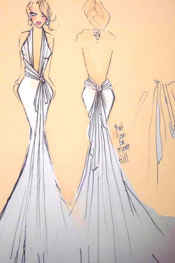 A wedding dress i designed by charismacox on deviantart a wedding dress i designed by charismacox junglespirit Images