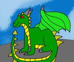 Tutorial Dragon for badge
