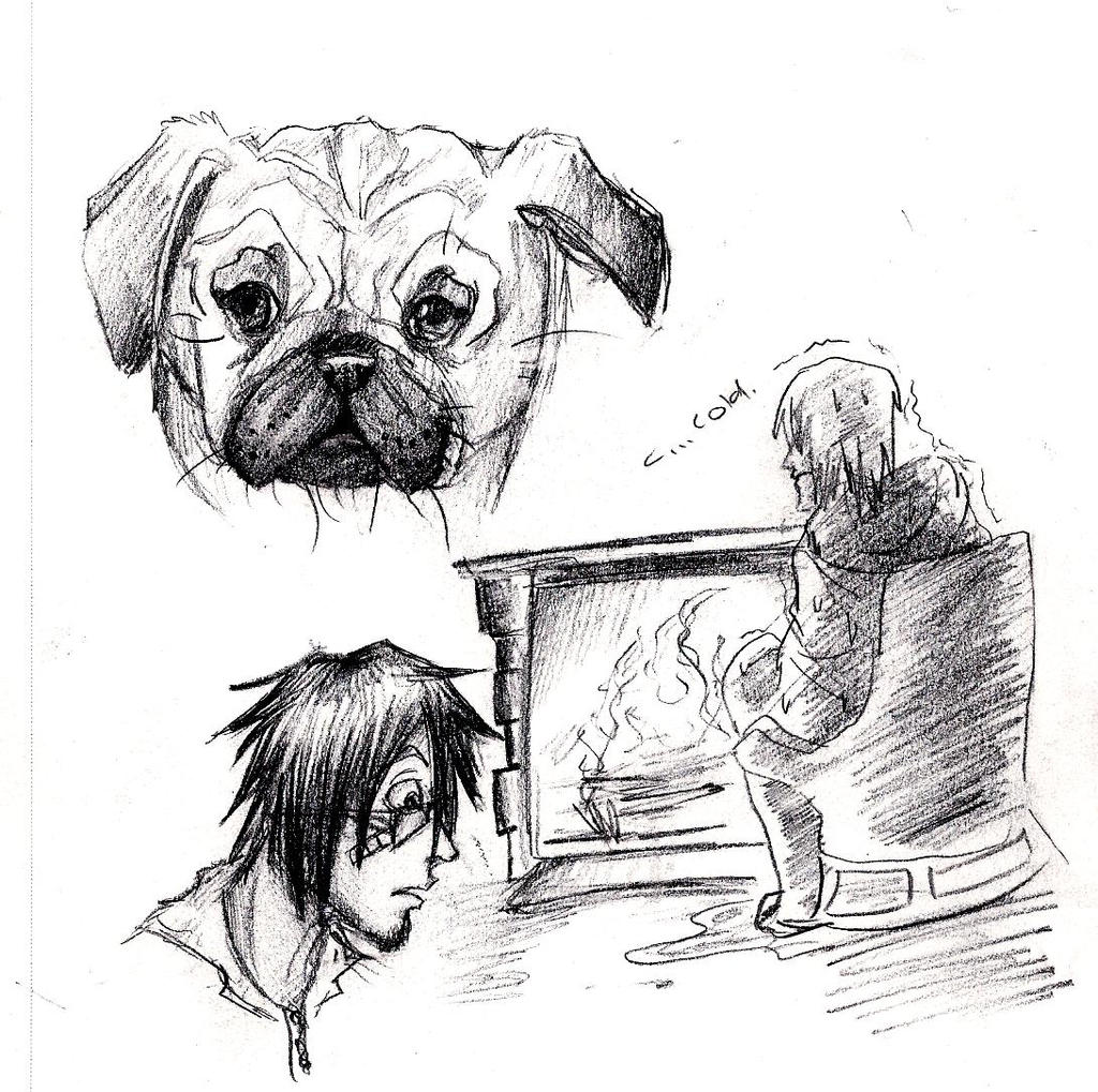 Cte Pug Coloring Pages
