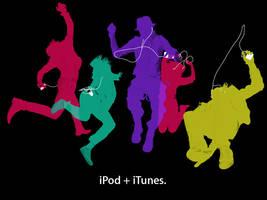 iPod Wallpaper by Elenwen