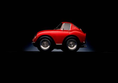 Mini Ferrari Classic GTB