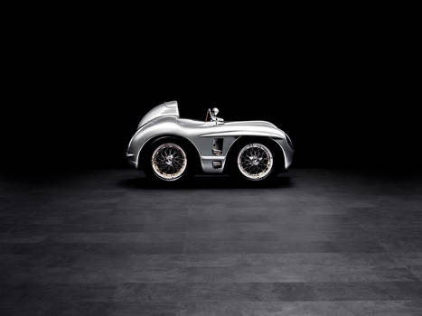 Mini Mercedes Benz Classic SLR