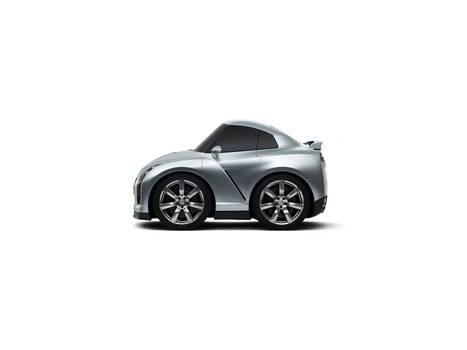 Mini Nissan GT-R