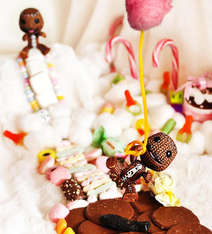 A world of sugar by Ninnaz