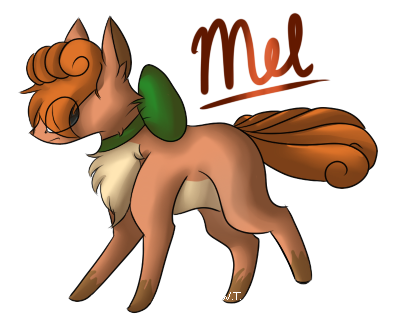 (ACE) The OLIVINE Team  - Page 4 Melanie_the_vulpix_by_windstune-d4b88s1
