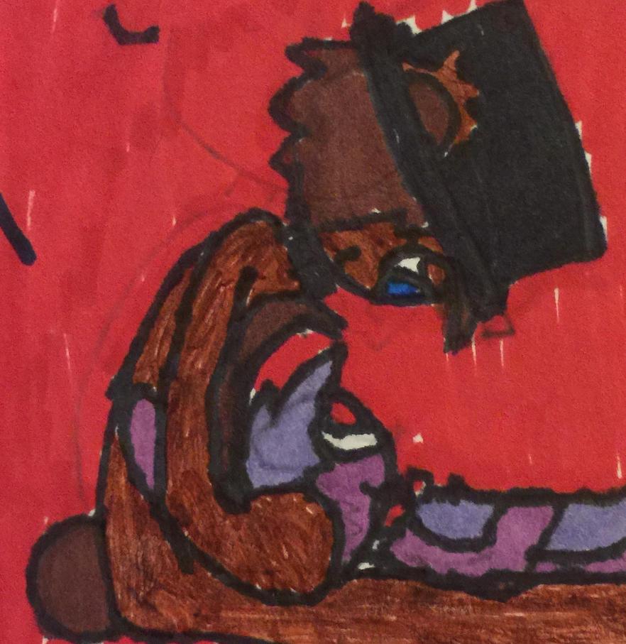 Freddy x bonnie by oletoto29