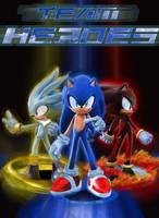 Team Heroes by Ade-Queen