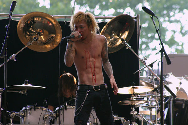 DIR EN GREY Family Values 2006 by revenantmedia