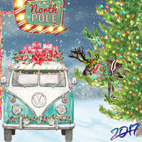 VW Trip to the North Pole