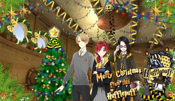Hufflepuff Christmas
