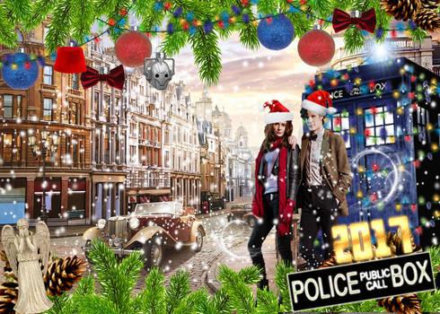 The Doctor visits on Christmas