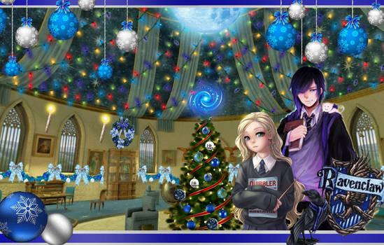 Ravenclaw Christmas