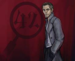 Detective-Inspector Ian McEwan