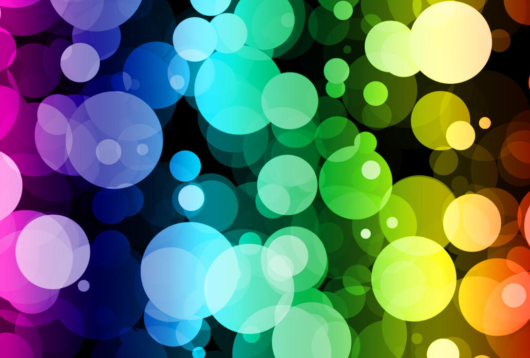 Colorful Dots by BS4711