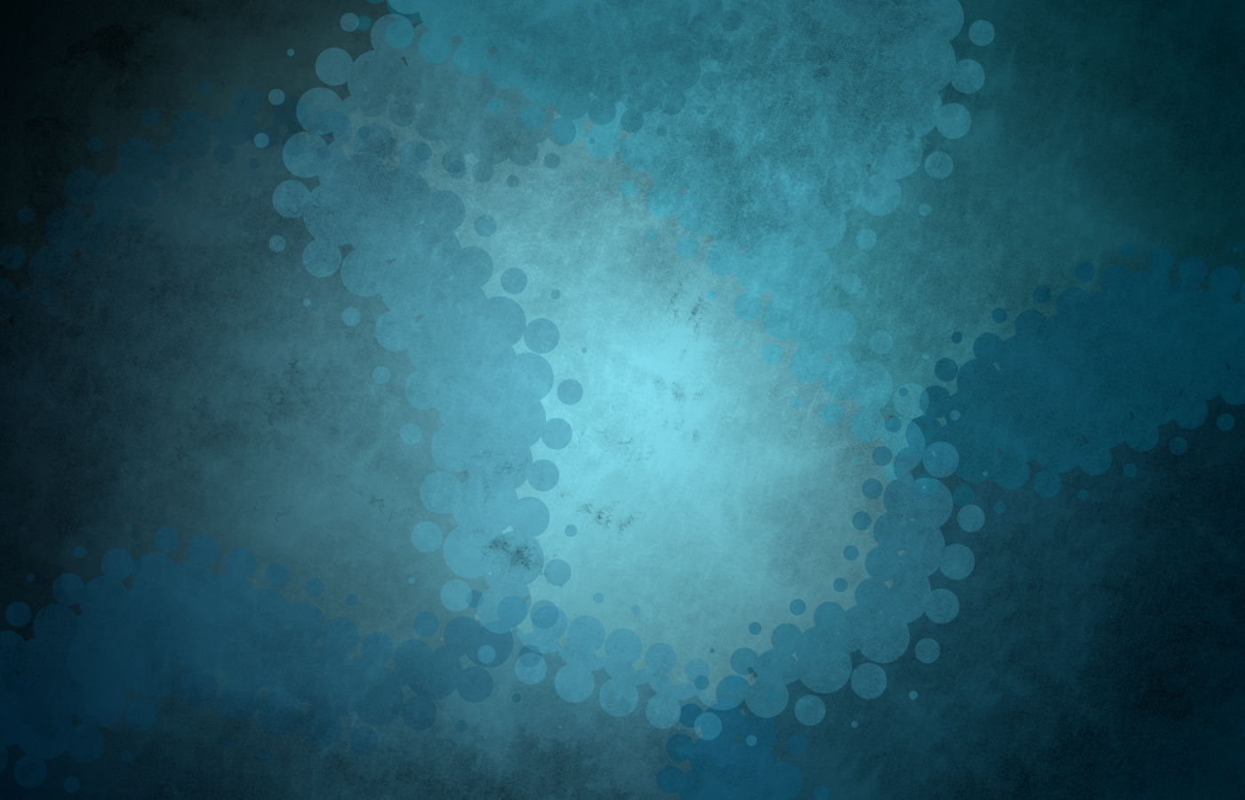 Halftone Blue by BS4711