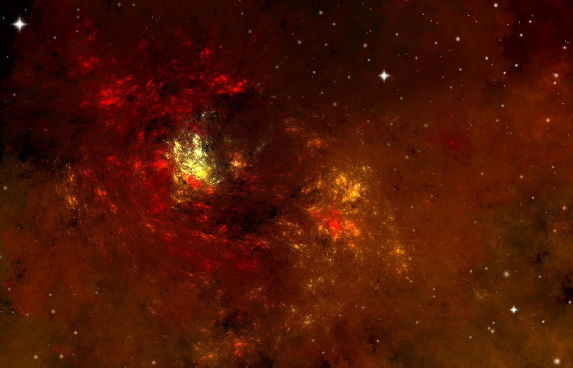 Evil Nebula by BS4711