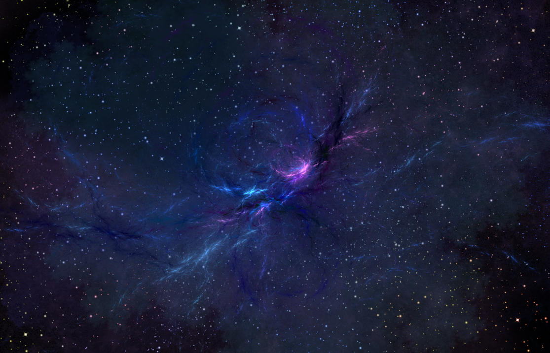 Deep Space Nebula by BS4711