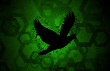 Hacker Pigeon by BS4711
