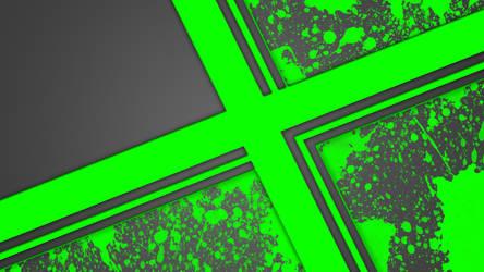 Splatter Line Background 3 by BS4711