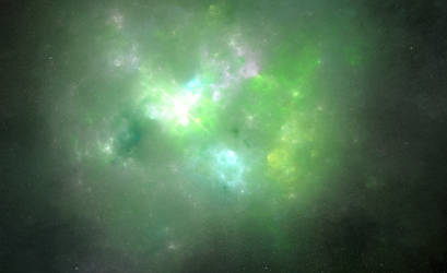 Spring Nebula by BS4711