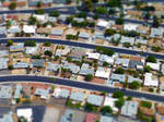 Tilt Shift 7 Houses by BS4711