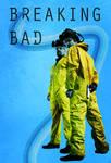 Vintage Breaking Bad Poster