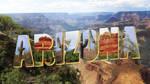 Retro Arizona Postcard