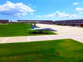 Tilt Shift 10 Jet by BS4711