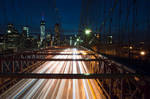 Brooklyn Bridge Long Exposure 2
