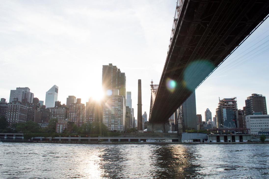 Bridge Sunset by BS4711
