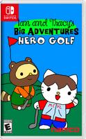 Ian and Tracy Hero Golf by IanandArt-Back-Up-3