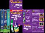 The Bumblyburg Super Hero Value Pack Box Set
