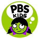 Mandy on the PBS Kids Logo
