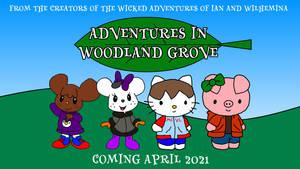 Adventures in Woodland Grove Ad