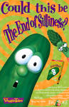 VeggieTales End of Silliness Fanmade Magazine Ad