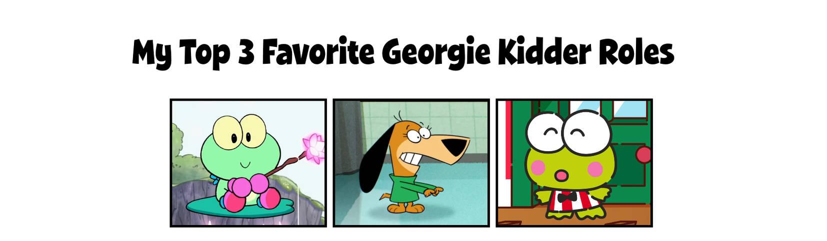 My Top 3 Favorite Georgie Kidder Roles