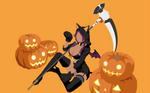 Yoruichi Shihoin - Bleach (Halloween)