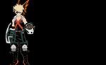 Katsuki Bakugou - Boku no Hero Academia
