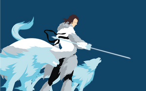 Coyote Stark - Bleach by Dingier