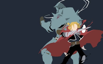 Elric Brothers - Fullmetal Alchemist
