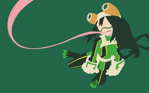 Tsuyu Asui (Froppy) - Boku no Hero Academia