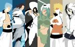 Espada - Bleach Collage