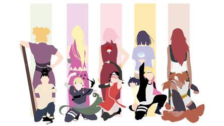 Boruto: Naruto Next Generations by Dingier