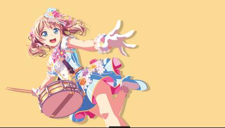 Yamabuki Saya - Bang Dream!