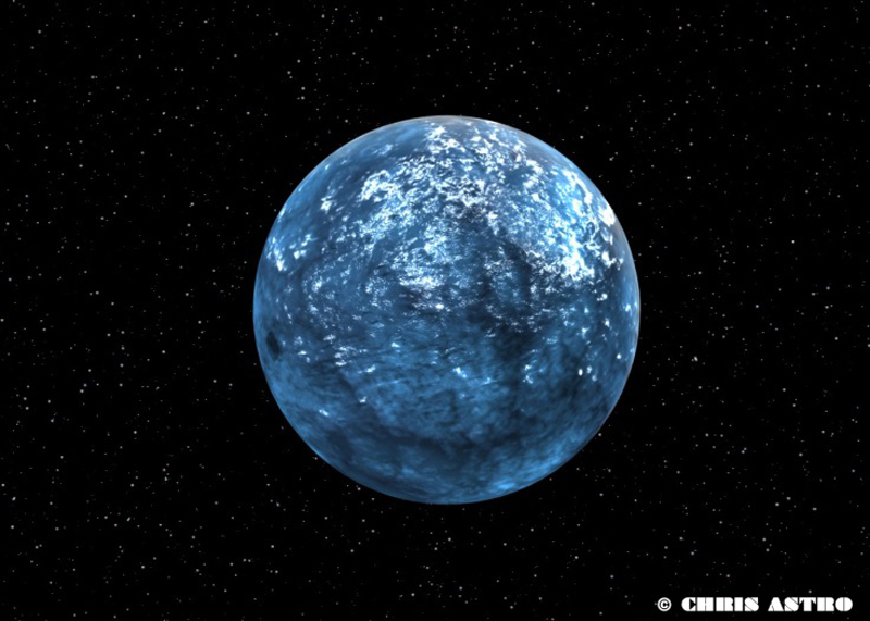 Planet Charon by CharonA101 on DeviantArt