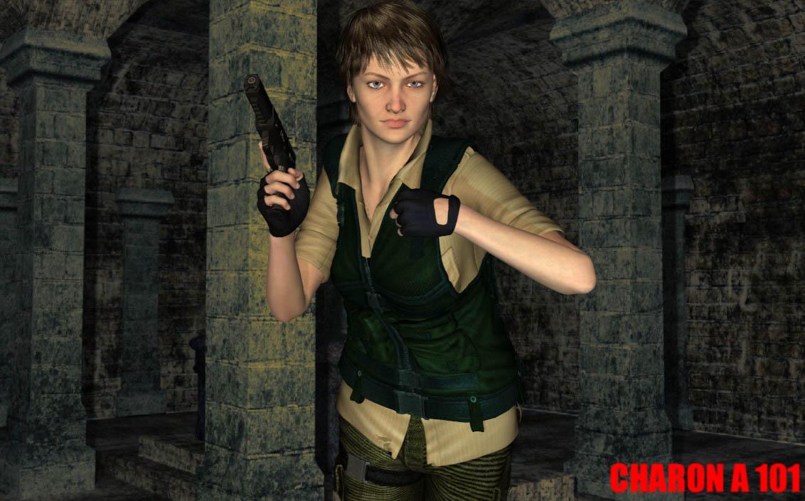 rebecca chambers evil Resident