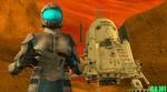 Landing on Titan 2069 AD