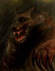 Werewolf (5) by mw777